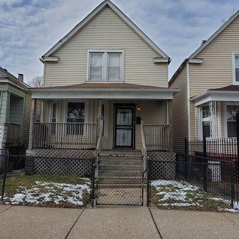 6444 S Laflin Street, Chicago, IL 60636 (MLS #10778788) :: The Mattz Mega Group
