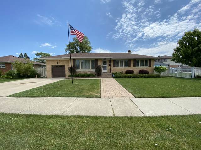 4911 N Canfield Avenue, Norridge, IL 60706 (MLS #10778796) :: The Mattz Mega Group