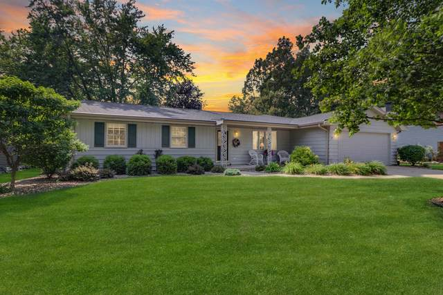 117 Riss Drive, Normal, IL 61761 (MLS #10778797) :: The Mattz Mega Group