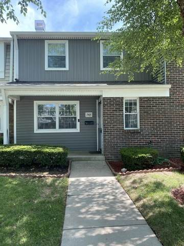 1905 Flintshire Drive, Schaumburg, IL 60194 (MLS #10778822) :: Angela Walker Homes Real Estate Group