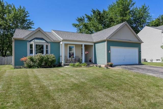 3207 Bremerton Lane, Aurora, IL 60504 (MLS #10778889) :: Ryan Dallas Real Estate