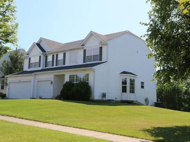 356 Kingsport Court, Crystal Lake, IL 60014 (MLS #10778975) :: Lewke Partners