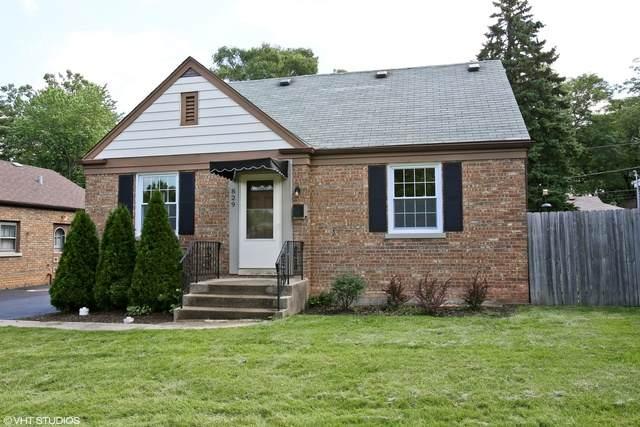 829 7th Avenue, La Grange, IL 60525 (MLS #10778978) :: Angela Walker Homes Real Estate Group