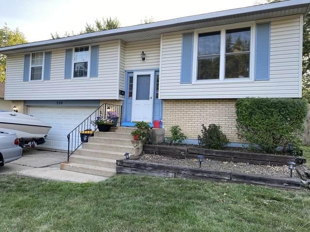 530 Ridge Circle, Streamwood, IL 60107 (MLS #10779034) :: Angela Walker Homes Real Estate Group