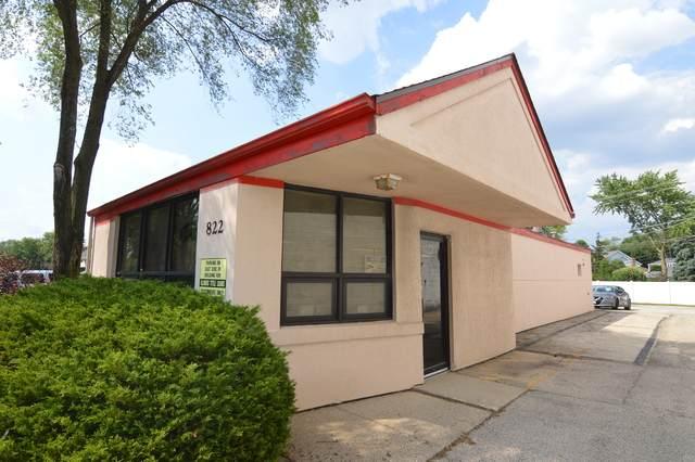 822 Northwest Highway, Arlington Heights, IL 60004 (MLS #10779058) :: Helen Oliveri Real Estate