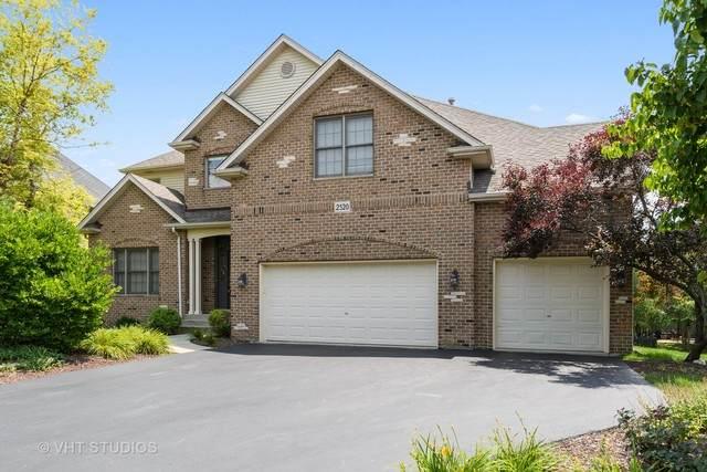2520 Spartina Lane, Naperville, IL 60564 (MLS #10779119) :: Helen Oliveri Real Estate