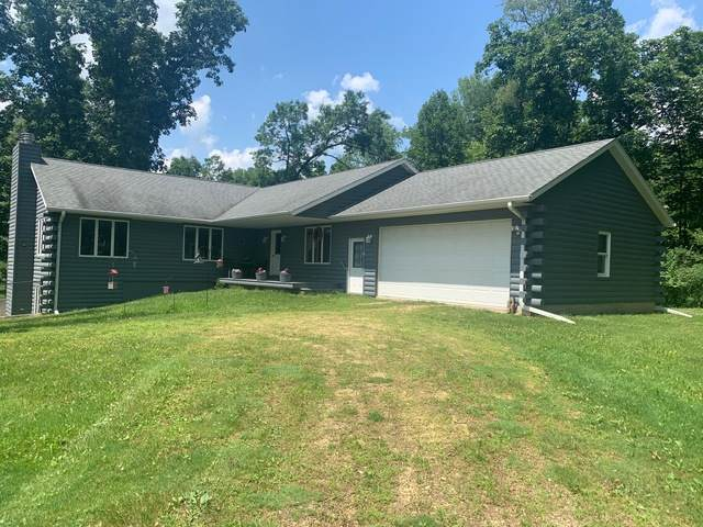 10096 N Lone Road, Leaf River, IL 61047 (MLS #10779123) :: Property Consultants Realty