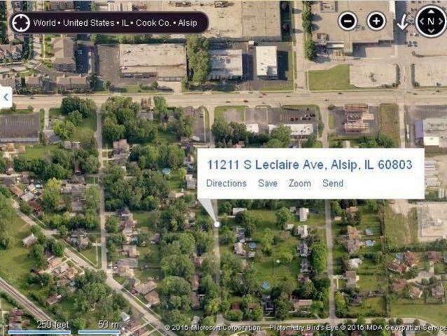 11211 S Leclaire Avenue, Alsip, IL 60803 (MLS #10779128) :: Property Consultants Realty