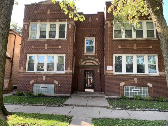 6442 S Rockwell Street, Chicago, IL 60629 (MLS #10779140) :: Jacqui Miller Homes