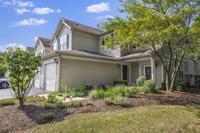1358 Brookdale Drive #1358, Carpentersville, IL 60110 (MLS #10779166) :: John Lyons Real Estate