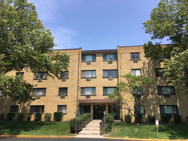 6660 S Brainard Avenue #105, Countryside, IL 60525 (MLS #10779170) :: The Wexler Group at Keller Williams Preferred Realty