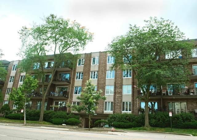 5501 Lincoln Avenue #401, Morton Grove, IL 60053 (MLS #10779205) :: Ryan Dallas Real Estate