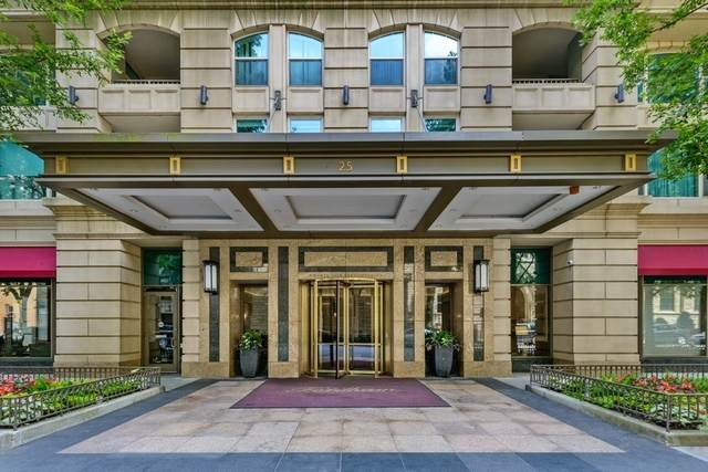 25 E Superior Street #1401, Chicago, IL 60611 (MLS #10779276) :: Angela Walker Homes Real Estate Group