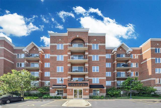 3401 N Carriageway Drive #407, Arlington Heights, IL 60004 (MLS #10779297) :: Property Consultants Realty