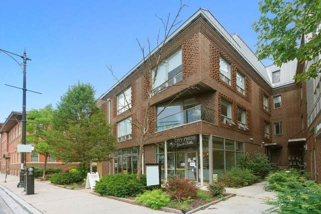 2136 W North Avenue 3W, Chicago, IL 60647 (MLS #10779301) :: The Wexler Group at Keller Williams Preferred Realty