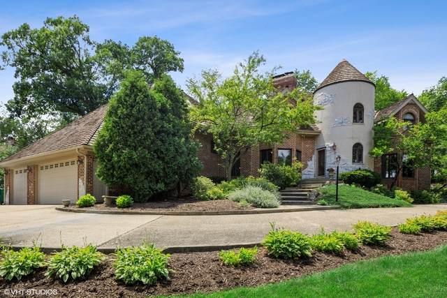3814 Washington Street, Oak Brook, IL 60523 (MLS #10779333) :: John Lyons Real Estate
