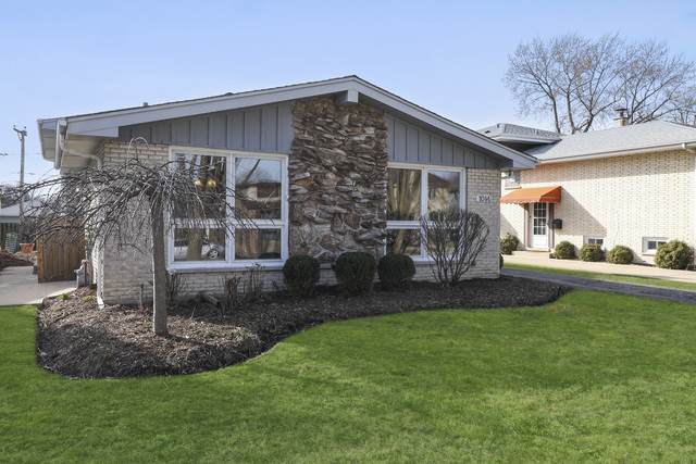 1014 S Ashland Avenue, La Grange, IL 60525 (MLS #10779377) :: The Wexler Group at Keller Williams Preferred Realty
