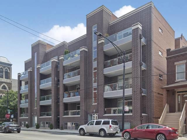 2707 W Belmont Avenue 4E, Chicago, IL 60618 (MLS #10779425) :: The Mattz Mega Group