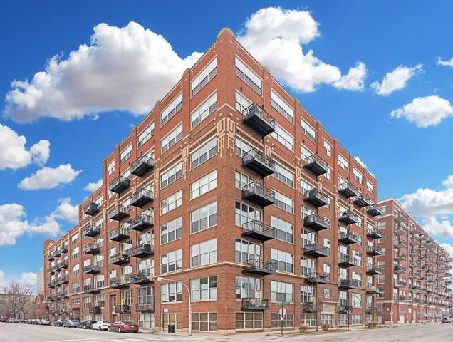 1500 W Monroe Street #524, Chicago, IL 60607 (MLS #10779566) :: Property Consultants Realty