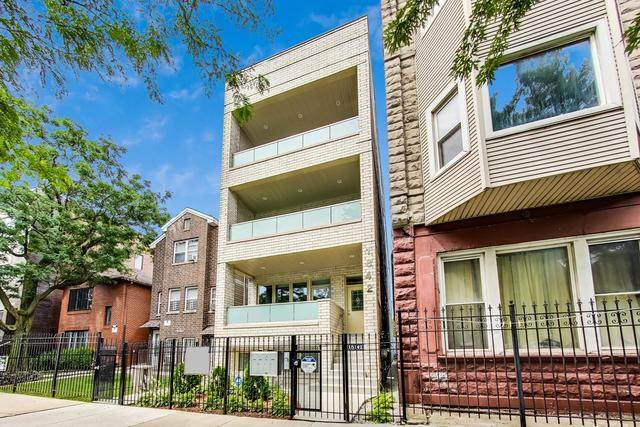 1842 N Kedzie Avenue 1R, Chicago, IL 60647 (MLS #10779617) :: The Wexler Group at Keller Williams Preferred Realty