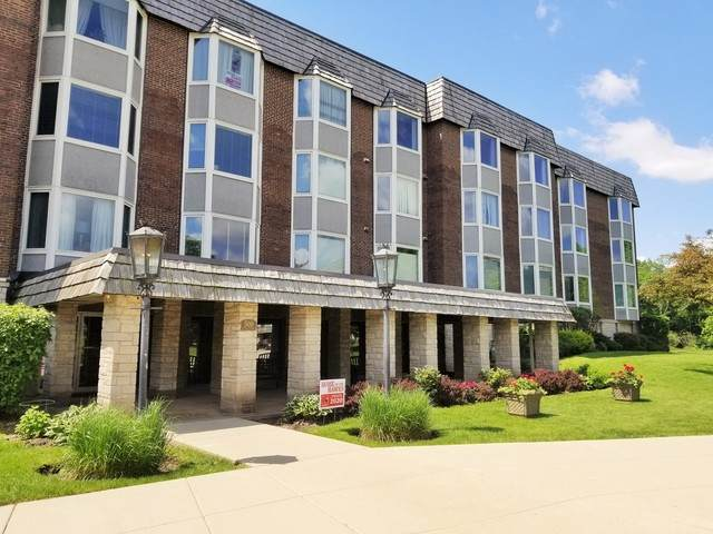 500 Thames Parkway 3-D, Park Ridge, IL 60068 (MLS #10779784) :: John Lyons Real Estate