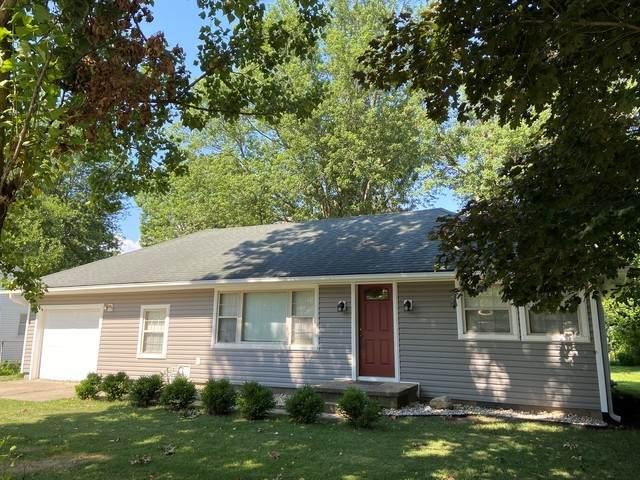 505 N Eighth Street N, ST. JOSEPH, IL 61873 (MLS #10779841) :: Ryan Dallas Real Estate