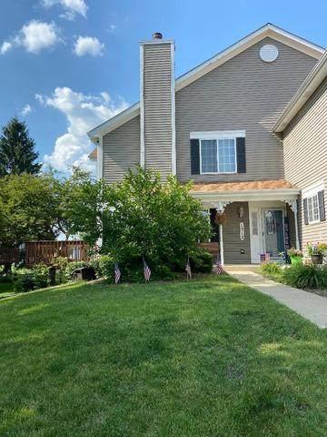 1312 Sandhurst Lane #1312, South Elgin, IL 60177 (MLS #10779867) :: Angela Walker Homes Real Estate Group