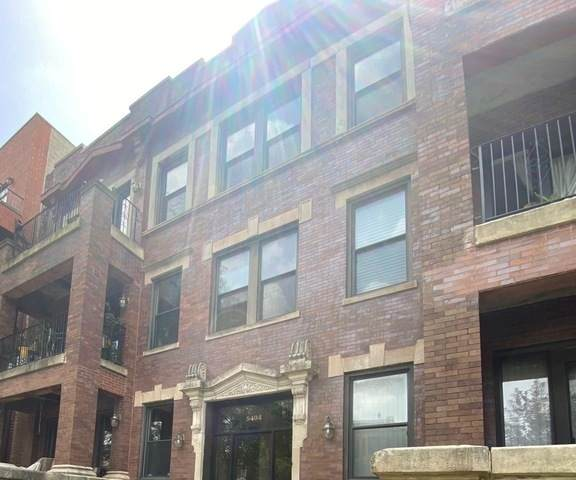 5404 S Michigan Avenue B-N, Chicago, IL 60615 (MLS #10779934) :: Angela Walker Homes Real Estate Group