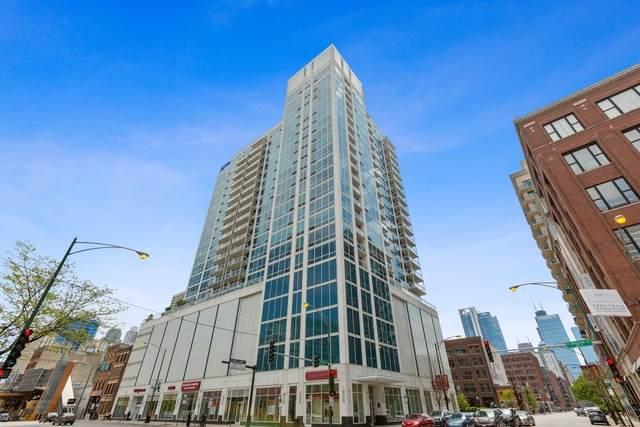 757 N Orleans Street #1604, Chicago, IL 60654 (MLS #10779936) :: Ryan Dallas Real Estate