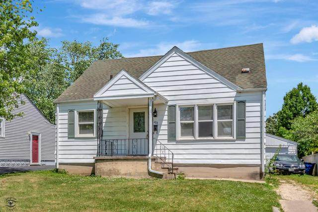 488 Country Club Drive, Kankakee, IL 60901 (MLS #10779950) :: Ryan Dallas Real Estate