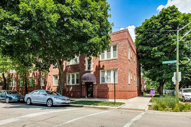 2236 W School Street #1, Chicago, IL 60618 (MLS #10779963) :: Angela Walker Homes Real Estate Group