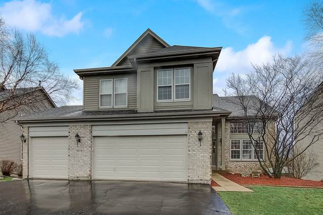 1074 Cormar Drive, Lake Zurich, IL 60047 (MLS #10780044) :: Property Consultants Realty