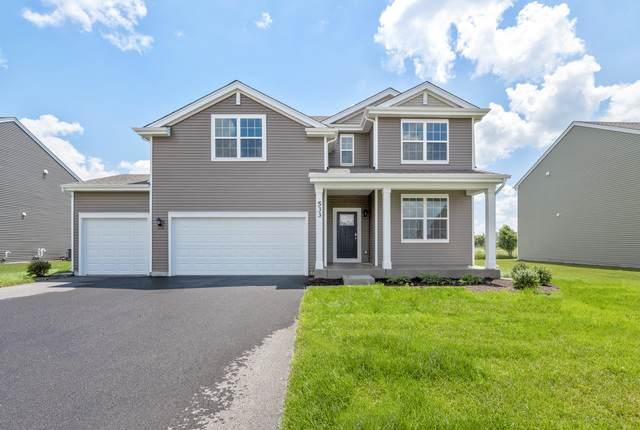 533 Colchester Drive, Oswego, IL 60543 (MLS #10780058) :: John Lyons Real Estate