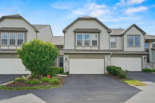 3114 Ollerton Avenue #3114, Aurora, IL 60502 (MLS #10780106) :: Angela Walker Homes Real Estate Group