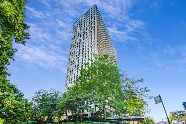 1960 N Lincoln Park West Street #2709, Chicago, IL 60614 (MLS #10780113) :: John Lyons Real Estate