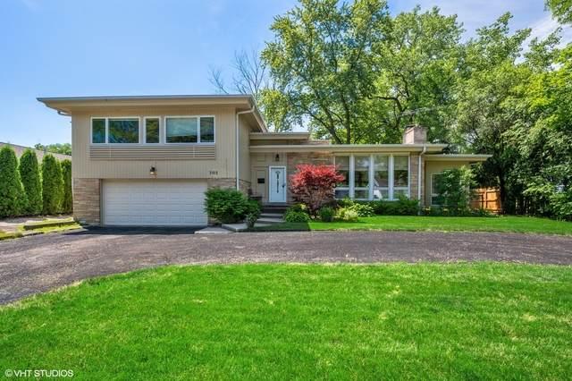 702 Apple Tree Lane, Glencoe, IL 60022 (MLS #10780145) :: Janet Jurich