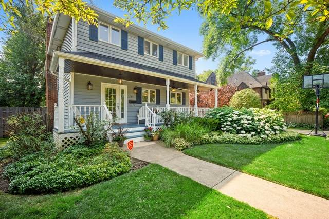 735 Indian Road, Glenview, IL 60025 (MLS #10780199) :: Littlefield Group