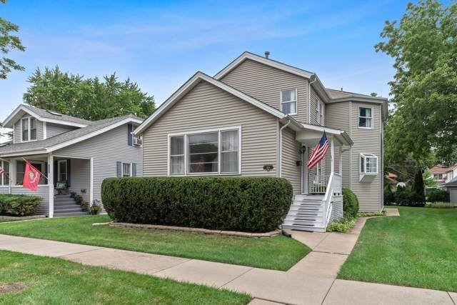 1468 E Walnut Avenue, Des Plaines, IL 60016 (MLS #10780211) :: Ani Real Estate