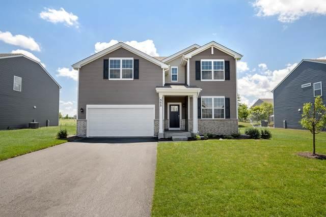 545 Colchester Drive, Oswego, IL 60543 (MLS #10780244) :: John Lyons Real Estate