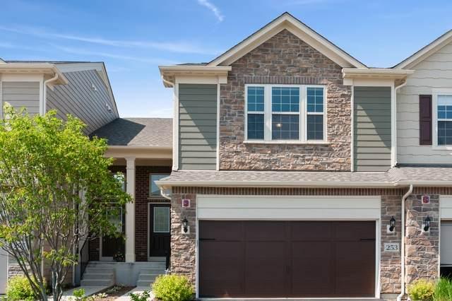 253 Belmont Drive, Lincolnshire, IL 60069 (MLS #10780246) :: Ryan Dallas Real Estate