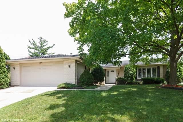1115 Oakwood Drive, Westmont, IL 60559 (MLS #10780288) :: Ryan Dallas Real Estate