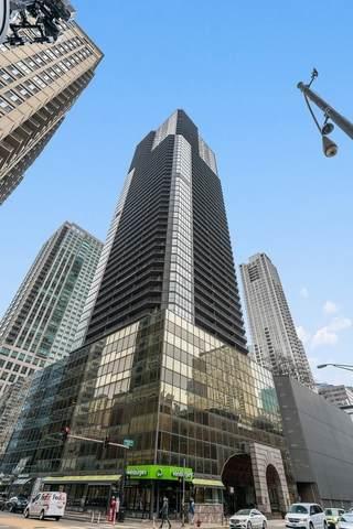 10 E Ontario Street #3103, Chicago, IL 60611 (MLS #10780308) :: John Lyons Real Estate