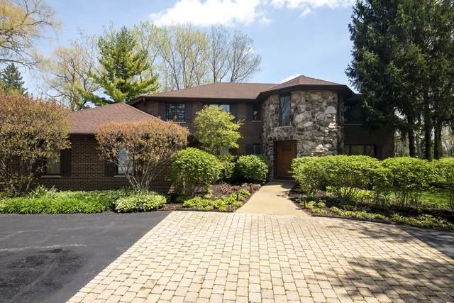 1051 Saunders Road, Riverwoods, IL 60015 (MLS #10780313) :: Ryan Dallas Real Estate