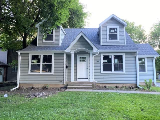 266 College Street, Crystal Lake, IL 60014 (MLS #10780356) :: Lewke Partners