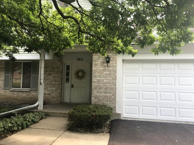 382 Springlake Lane B, Aurora, IL 60504 (MLS #10780474) :: John Lyons Real Estate