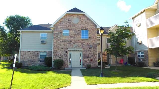 1490 Spring Brook Court 1B, Round Lake Beach, IL 60073 (MLS #10780508) :: Ryan Dallas Real Estate