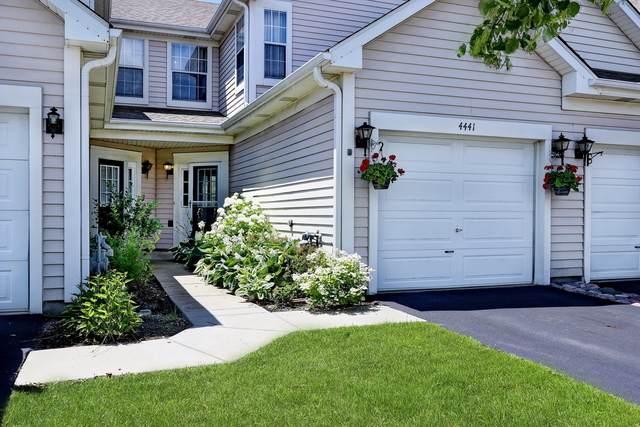 4441 W Brownstone Way, Waukegan, IL 60085 (MLS #10780522) :: Ryan Dallas Real Estate