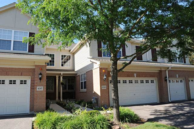 1021 Orchard Pond Court, Lake Zurich, IL 60047 (MLS #10780681) :: Lewke Partners