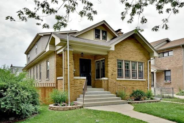 7309 W Lunt Avenue, Chicago, IL 60631 (MLS #10780685) :: The Dena Furlow Team - Keller Williams Realty