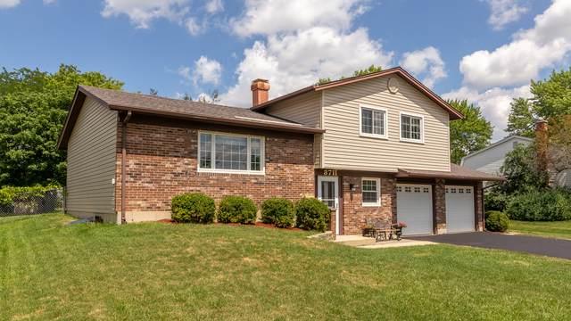 3711 N Firestone Drive, Hoffman Estates, IL 60192 (MLS #10780724) :: Littlefield Group